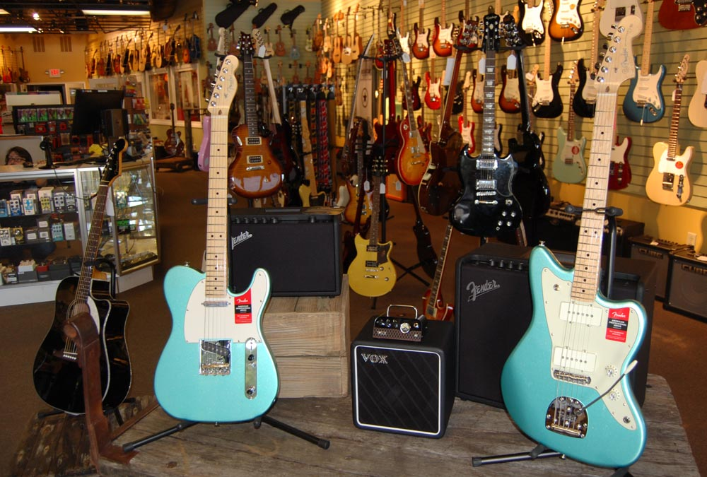 Fender Shot