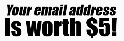 email is worth