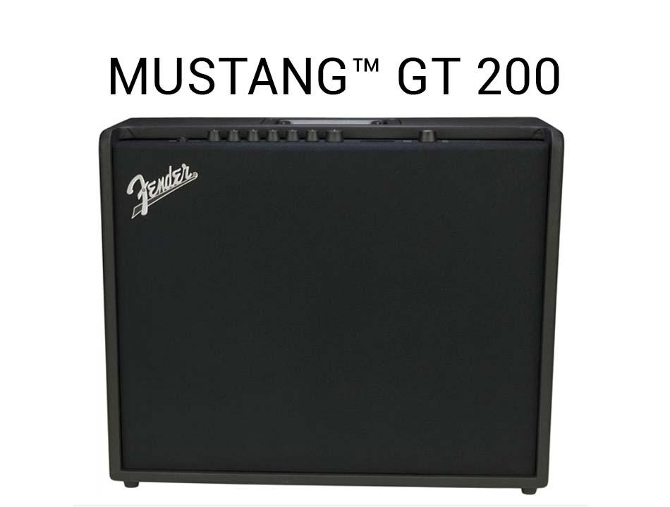 Mustanf GT 200