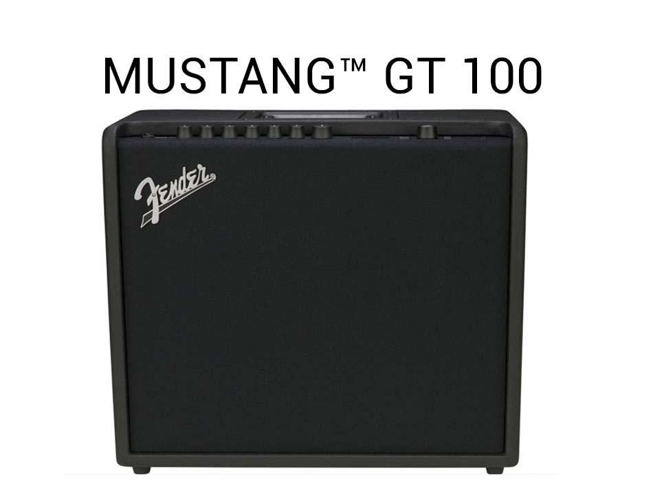 Mustang GT 100New