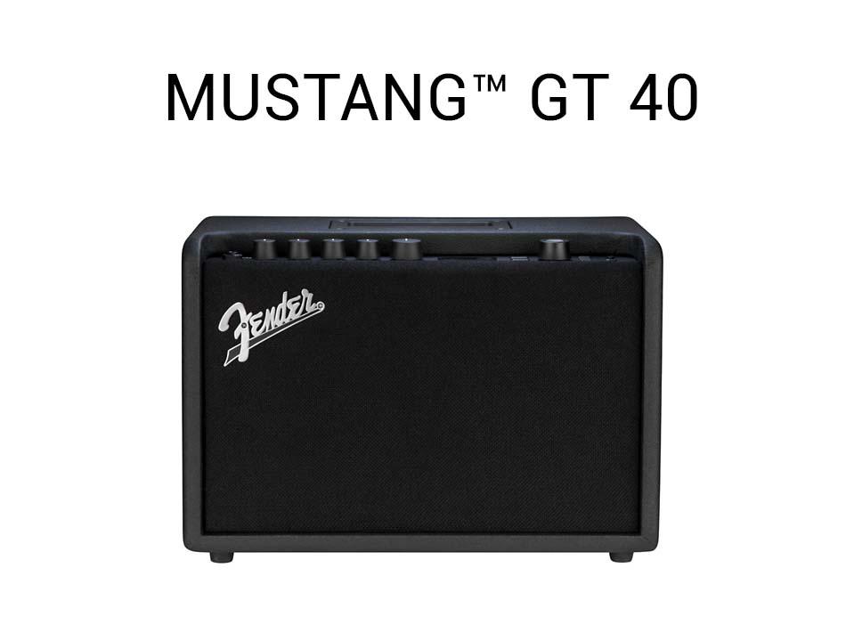 Mustang GT 40