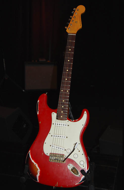 Nash GuitarS63Red