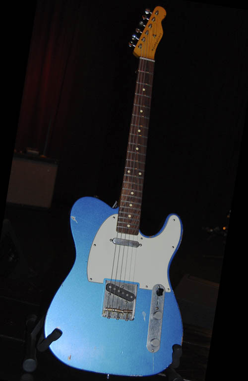 Nash GuitarTBlue