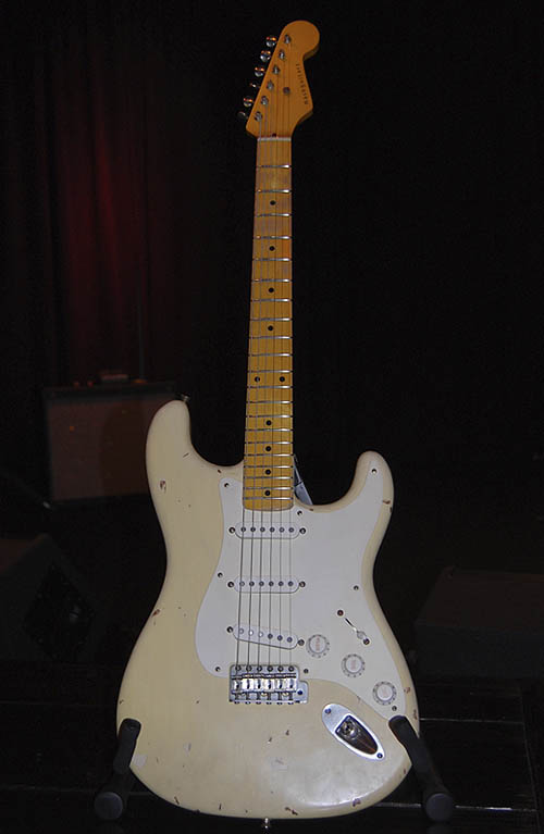 Nash Guitars S63Wht