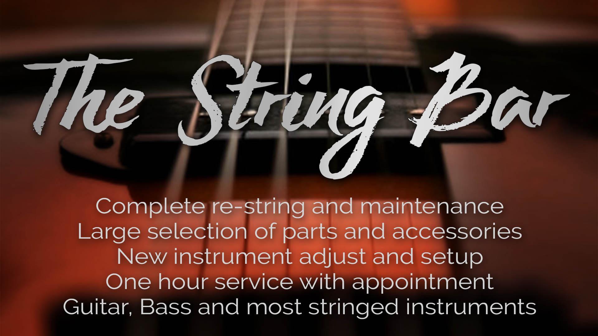 String Bar Guitar Pickup 2
